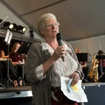 Festimixx 2012, cŽrŽmonie d'ouverture avec la fanfare la ClŽ d'Argent