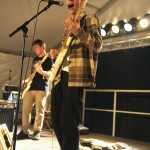 Festimixx 2012, concert du groupe Cromer
