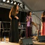 Festimixx 2012, concert du groupe de Marina Pittau