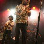 Festimixx 2012, concert de Manu Dibango