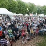 Festimixx 2012, spectacle la pulsation des ages