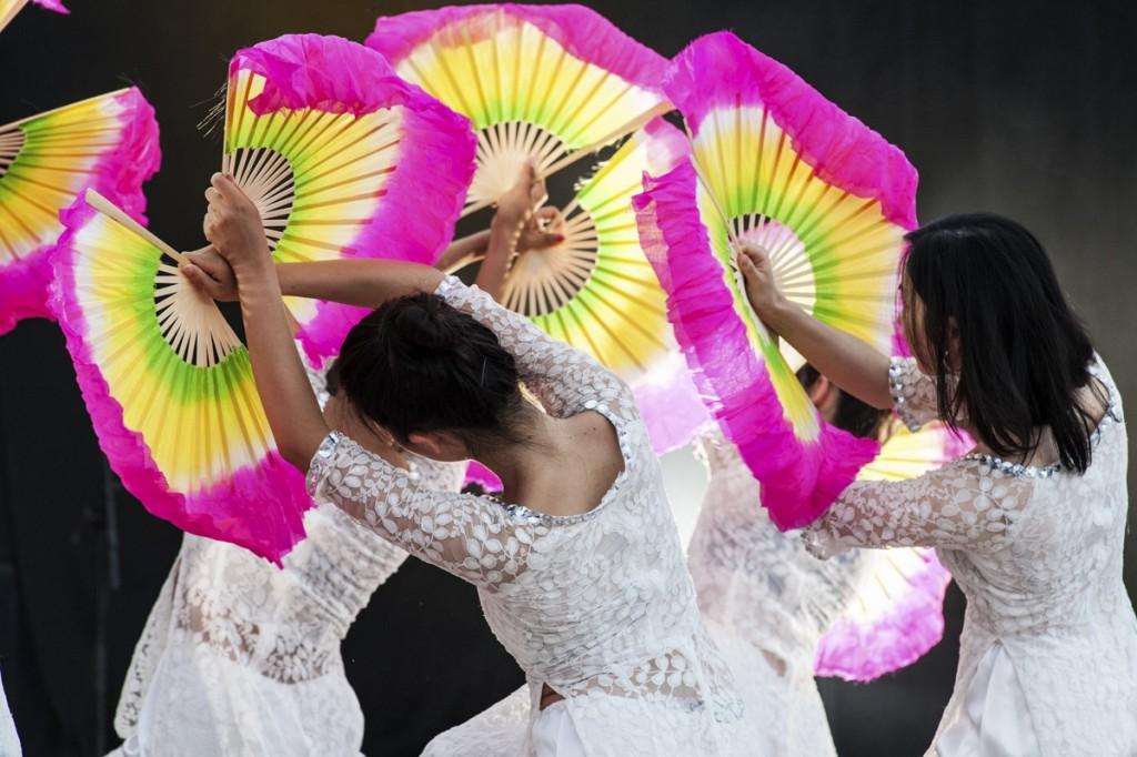 Festimixx 2015 : dances folkloriques et atelier danse hip hop pour enfants.